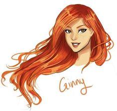 Ginny Weasley:-P