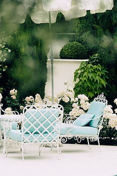 {decor inspiration | endless summer : piacevole soggiorno alfresco, italy} | Flickr - Photo Sharing!