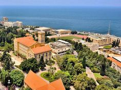 American University of Beirut.