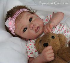 Taylor Reborn Baby Doll Kit