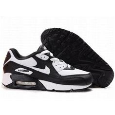 nike air max iii - http://www.asneakers4u.com/ 309299 043 Nike Air Max 90 Black White ...