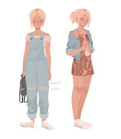 62 best Ideas for drawing people clothes illustrations Character Drawing, Character Illustration, Character Concept, Character Personality, Animation Character, Character Sketches, Character Reference, Pose Reference, Punziella