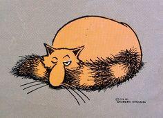 Fat Freddy's cat - Freak Brothers
