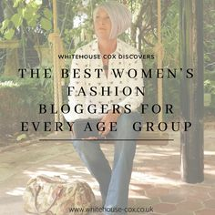 Whitehouse Cox runs down the best fashion bloggers for ladies to draw inspiration from at every stage of their life. From young to wise, we cover it all! Fashion Articles, Fashion Advice, Fashion Bloggers, Fashion Ideas, Women's Fashion, Fashion Outfits, Cool Style, My Style, Good To Know