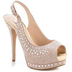 76.00$  Watch now - http://alin6g.worldwells.pw/go.php?t=32597144145 - Khaki Suede Rhinestones Peep Toe Women Pumps Slingbacks 2016 Handmade High Heel Plus Size Nubuck Leather Shoes For Ladies