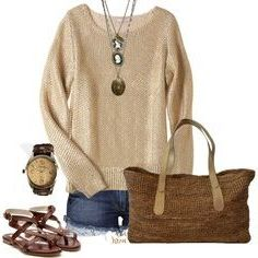 Comfy cosy fall outfit!