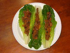 RecordingtheOutdoors.com: Recipes: Thai Venison Lettuce Wraps