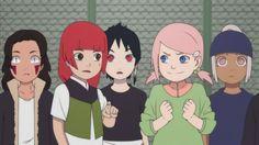 Naruto And Sasuke, Team 8 Naruto, Naruto Y Boruto, Naruto Comic, Narusaku, Sakura And Sasuke, Sakura Haruno, Kakashi, Naruto Oc Characters