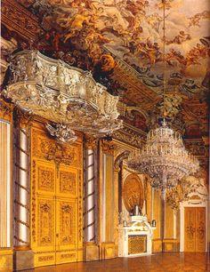 Schloss Berlin Rittersaal 1944d - Gallery - Architectura Pro Homine