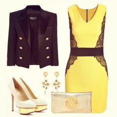 Very very ellegant and good-looking dress.