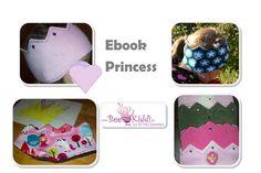 """Ebook """" Princess"""" von BeeKiddi auf DaWanda.com"""