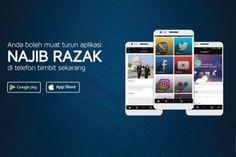 Perdana menteri lancar apps Najib Razak di Google Play Store dan Apple Appstore   Perdana Menteri Datuk Seri Najib Tun Razak melancarkan aplikasi mudah alih rasmi apps Najib Razak yang membolehkan orang ramai untuk berinteraksi dan berkongsi idea dan cadangan dengannya.  apps Najib Razak  apps Najib Razak  Menurut keterangan di Google Play Store dan Apple Appstore aplikasi ini adalah direka khusus untuk kemudahan pengguna dan untuk membolehkan interaksi dengan Perdana Menteri Malaysia…