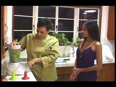 Chef AJ's Green Smoothie