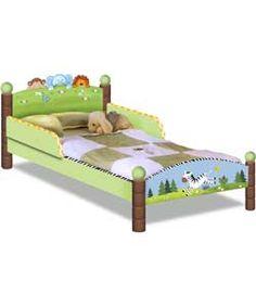 Buy Fantasy Fields Sunny Safari Toddler Bed at Argos.co.uk, visit Argos.co.uk to shop online for Children's beds, Children's beds