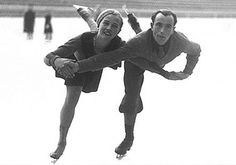Ernst Baier & Maxi Herber 1936 Gold medal winners. Maxi was my grandfathers cousin.