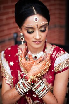 Indian Wedding Attire....beautiful