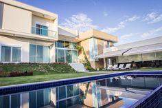 #casa #moderna #contemporânea #arquitetura #architecture #Residência HP 05