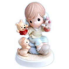 Precious Moments ~ Winnie the Pooh - precious-moments