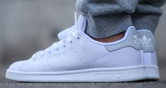 adidas Stan Smith White/Light Solid Grey