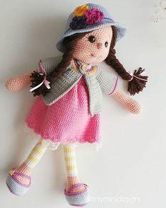 Amigurumi Bebek Yapılışı Anlatımlı - Mimuu.com | 294x235