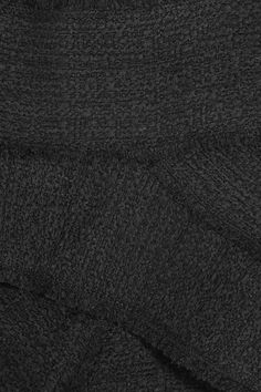 Proenza Schouler - Cropped Cold-shoulder Tweed Top - Black