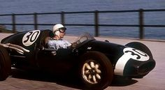 1959 Stirling Moss, Cooper T51 Climax
