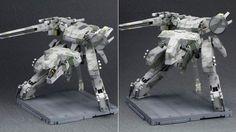 Metal Gear REX model