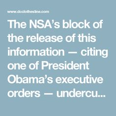 """The NSA's block of the release of this information — citing one of President Obama's executive orders — undercuts Hillary Clinton's claim that her husband and Lynch had a """"purely social"""" conversation about grandkids and golf on June 27, 2016, two weeks before Lynch dropped the Department of Justice investigation into Hillary Clinton's email scandal."""
