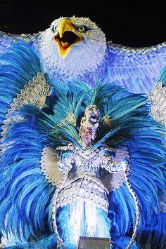 Desfiles de Escolas de Samba, Rio de Janeiro