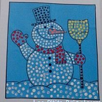 Hiver - lesptitsbricoleurss jimdo page! Hiver - lesptitsbricoleurss jimdo page! Winter Diy, Winter Crafts For Kids, Art Mat, Snowman Crafts, Kindergarten Activities, Pre School, Art Lessons, Crafts To Make, Kids Rugs