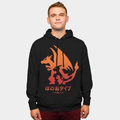 Mega Fire hoodieUnlikelyDesigns http://www.shareasale.com/r.cfm?u=1130957&b=362672&m=37966&urllink=www.designbyhumans.com%2Fshop%2Fpullover-hoodie%2Fmega-fire%2F162972%2F