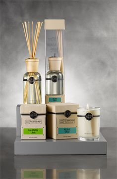 Archipelago Candles & Diffusers, my favorite!