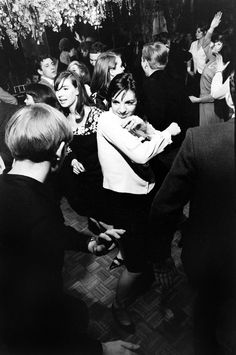 March 12, 1946: Liza Minnelli is born. In this photo by LIFE's Bill Eppridge, Liza celebrates her 19th birthday at a New York discotheque. See more here: http://ti.me/xcPaZZ