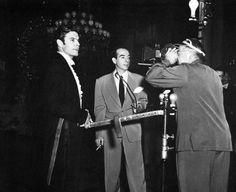 louis jourdan   Louis Jourdan, director Vincente Minnelli and cinematographer Robert ...