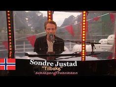 Sondre Justad - Tilbake - Sommeråpent i Reine 2015 - YouTube