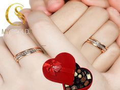 Buy Online collections of Gold, Diamond & silver jewellery Online Collections, Silver Jewelry, Diamond, Nails, Rings, Gold, Stuff To Buy, Finger Nails, Ongles