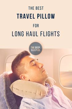 Sleeping while travelling can be tough! To help you out, weve created a shortlist of the three best travel pillows for long haul flights. Best Neck Pillow, Neck Pillow Travel, Travel Pillows, Woman Quotes, Sleep Medicine, Sleep Quotes, Ways To Travel, Travel Tips, Natural Sleep Remedies