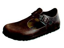 Everyday wear Birkenstock Paris Habana Oiled Leather with Soft Footbed