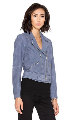Shop for VEDA Punk Jacket in Blue Violet at REVOLVE. Free 2-3 day shipping and returns, 30 day price match guarantee.