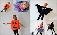 Könnyű és édes halloween jelmezek gyerekeknek - Masni / 3 not scary halloween costume ideas for kids