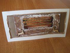 Kartka z Psalmem 42:1-2 z Biblii