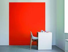 Tangerine Tango de la Collection inspired by Pantone de Tollens - Marie Claire Maison:: #wall