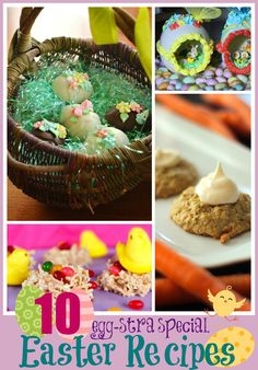 10 Egg-stra Special Easter Recipes from favfamilyrecipes.com #Easter #EasterRecipes