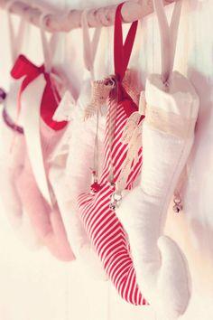 Calcetines de Navidad.