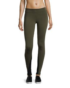 Shop designer clothing and shoes at Neiman Marcus Last Call. Choose from a large selection of designer apparel, accessories, and beauty products. Mesh Pants, Mesh Leggings, Army Leggings, Army Pants, Gym Essentials, Pull On Pants, Last Call, Slim Legs, Clearance Sale
