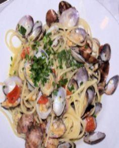 Spaghettis alle vongole pour 2 personnes - Recettes Elle à Table