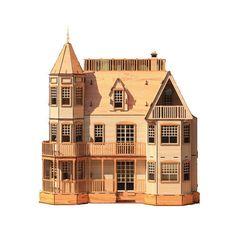 Na Design Tree Model Kit for Kids Adult - Laurel Town Home (Big size)