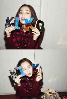 Kikoxxx/kyaaa she is my queen, my life// i love kiko