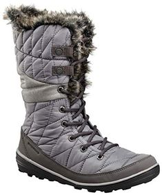 Columbia Women's Heavenly Omni-Heat Snow Boot - Shoosly #TacticalBoots #Footwear #Boots #shoes #fashion #casual #casualshoes #workwear #workboots #workshoe #boots The Snow, Warm Boots, Snow Boots, Best Womens Winter Boots, Winter Hiking Boots, Winter Gear, Columbia, Foot Warmers, Waterproof Winter Boots