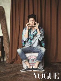 Jung Woo | 정우 | D.O.B 14/1/1981 (Capricorn)